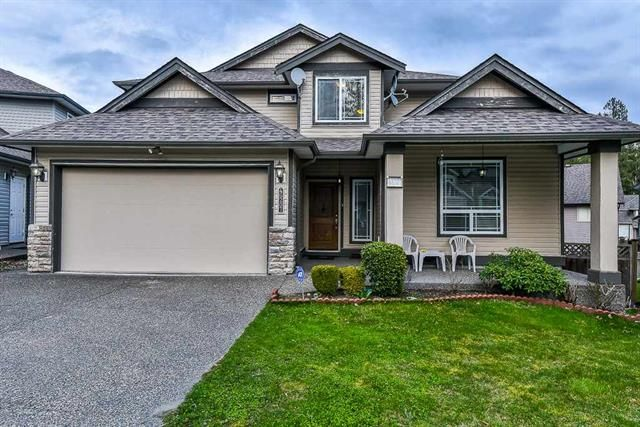 Main Photo: : House for sale : MLS®# R2249362