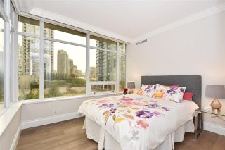 """Photo 13: 603 428 BEACH Crescent in Vancouver: Yaletown Condo for sale in """"Kings Landing"""" (Vancouver West)  : MLS®# R2202803"""
