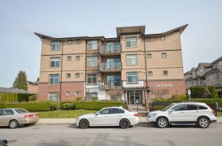 """Main Photo: 304 8168 120A Street in Surrey: Queen Mary Park Surrey Condo for sale in """"The Soho"""" : MLS®# R2553254"""