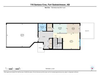 Photo 35: 116 Santana Crescent: Fort Saskatchewan House Half Duplex for sale : MLS®# E4252927