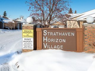 Photo 22: 12 140 STRATHAVEN Circle SW in Calgary: Strathcona Park Semi Detached for sale : MLS®# C4229318