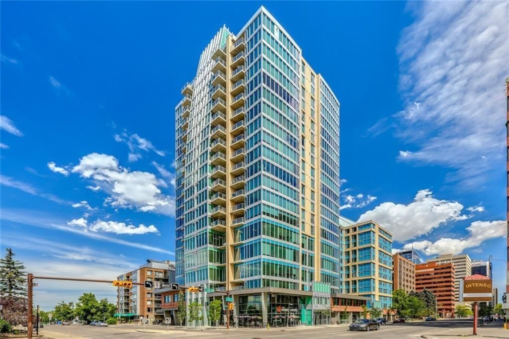 Main Photo: 1406 888 4 Avenue SW in Calgary: Downtown Commercial Core Apartment for sale : MLS®# A1102386
