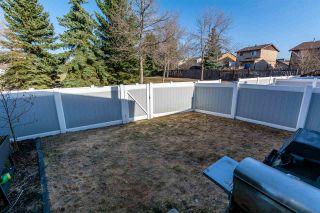 Photo 26: 10418 28A Avenue in Edmonton: Zone 16 Townhouse for sale : MLS®# E4239227