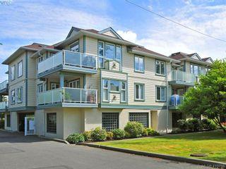 Photo 1: 107 400 Dupplin Rd in VICTORIA: SW Rudd Park Condo for sale (Saanich West)  : MLS®# 814297