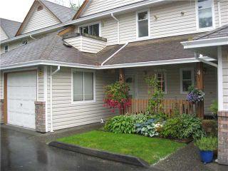 "Main Photo: 3 20699 120B Avenue in Maple Ridge: Northwest Maple Ridge Townhouse for sale in ""GATE WAY"" : MLS®# V835963"