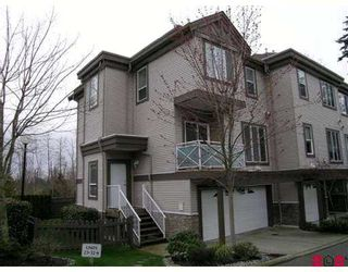 "Photo 1: 15133 29A Ave in White Rock: King George Corridor Townhouse for sale in ""STONEWOODS"" (South Surrey White Rock)  : MLS®# F2705747"
