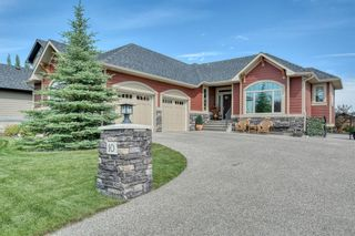 Main Photo: 10 CIMARRON ESTATES Link: Okotoks Detached for sale : MLS®# A1067472