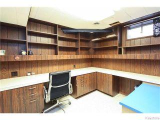 Photo 18: 14 Birkenhead Avenue in Winnipeg: Tuxedo Residential for sale (1E)  : MLS®# 1626083
