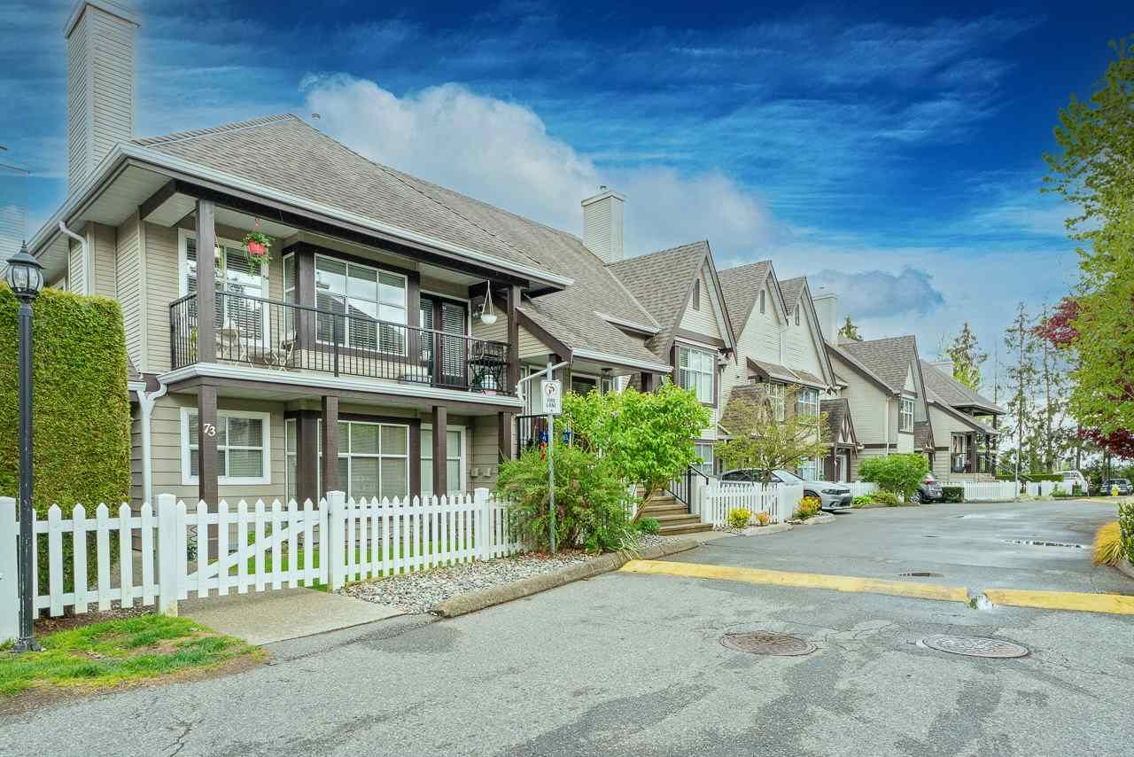 """Main Photo: 72 12099 237 Street in Maple Ridge: East Central Townhouse for sale in """"GABRIOLA"""" : MLS®# R2571842"""