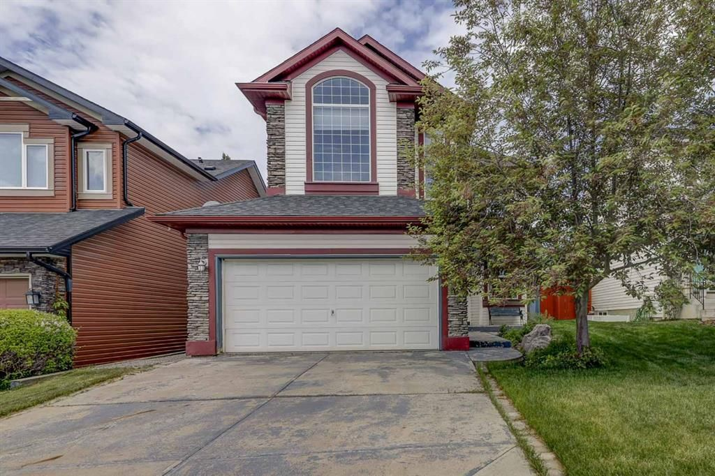 Main Photo: 34 Rockbluff Close NW in Calgary: Rocky Ridge Detached for sale : MLS®# A1123791