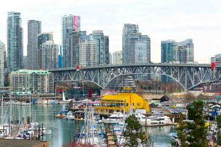 """Photo 4: 601 1450 PENNYFARTHING Drive in Vancouver: False Creek Condo for sale in """"HARBOURSIDE COVE"""" (Vancouver West)  : MLS®# R2549398"""