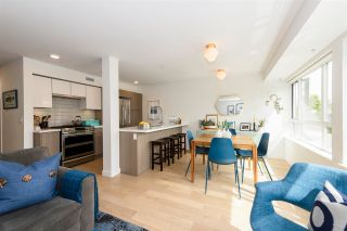 """Photo 1: 2 365 E 16TH Avenue in Vancouver: Mount Pleasant VE Townhouse for sale in """"Hayden"""" (Vancouver East)  : MLS®# R2574581"""