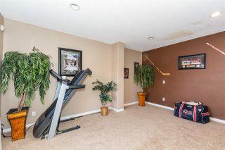 Photo 35: 22 AMEENA Drive: Leduc House for sale : MLS®# E4225006
