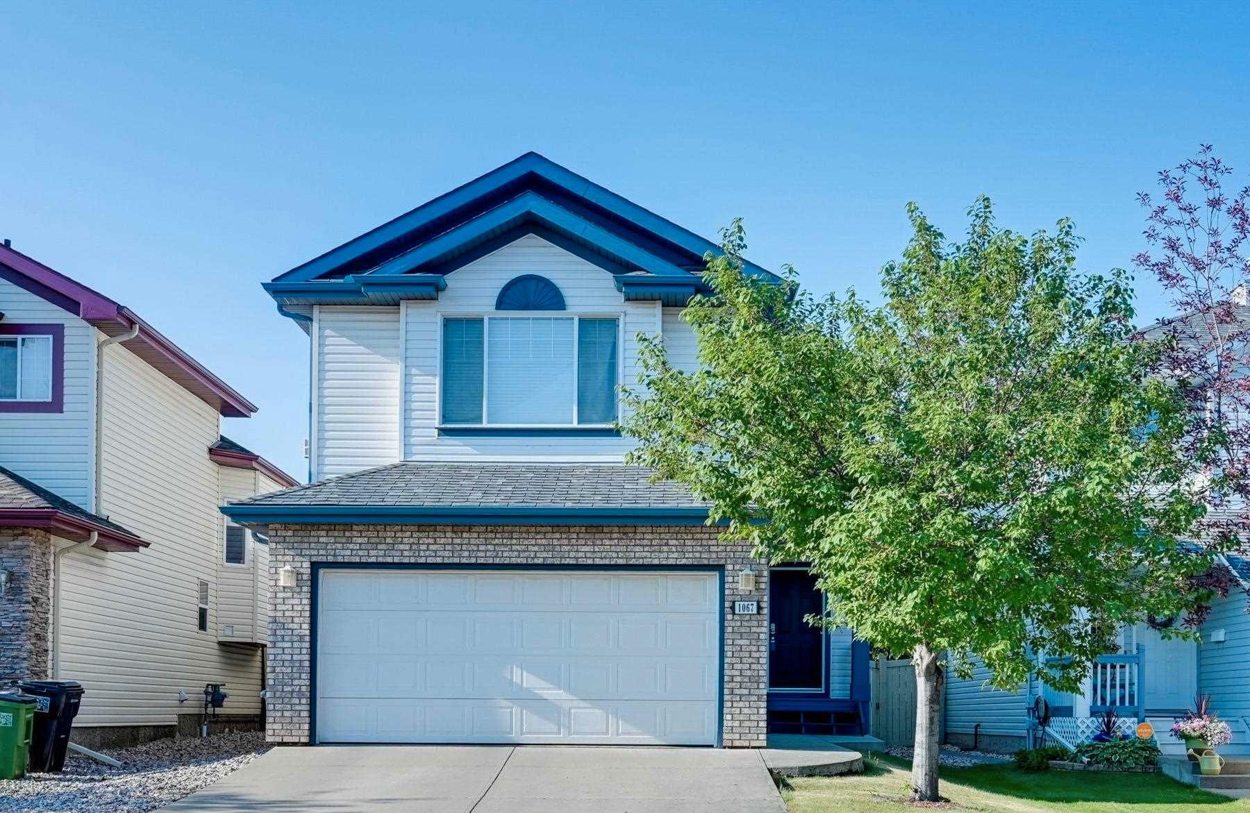Main Photo: 1067 LEGER Boulevard in Edmonton: Zone 14 House for sale : MLS®# E4249340