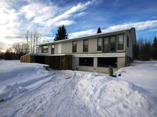 Main Photo: 24025 W RED ROCK Road in Prince George: Red Rock/Stoner House for sale (PG Rural South (Zone 78))  : MLS®# N214960