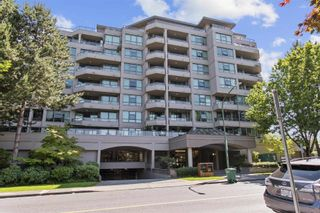 """Main Photo: 610 4160 ALBERT Street in Burnaby: Vancouver Heights Condo for sale in """"Carleton Terrace"""" (Burnaby North)  : MLS®# R2598226"""