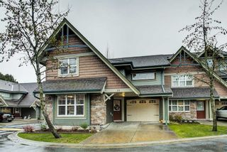 "Photo 1: 31 22977 116 Avenue in Maple Ridge: East Central Townhouse for sale in ""Duet"" : MLS®# R2522709"