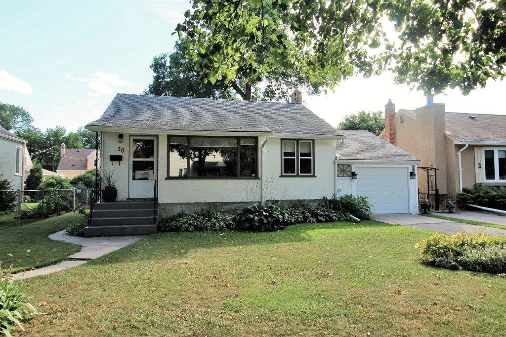 Main Photo: 30 Greene Avenue in Winnipeg: East Kildonan Single Family Detached for sale (3C)  : MLS®# 1722287