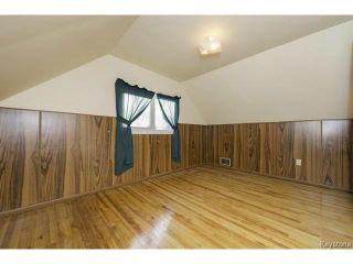 Photo 18: 1587 Manitoba Avenue in WINNIPEG: North End Residential for sale (North West Winnipeg)  : MLS®# 1323768