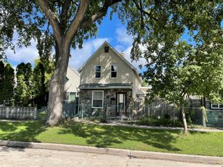 Photo 1: 633 Pritchard Avenue in Winnipeg: North End Residential for sale (4A)  : MLS®# 202121487