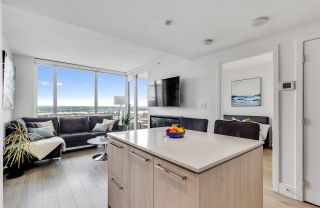 """Photo 10: 2104 680 SEYLYNN Crescent in North Vancouver: Lynnmour Condo for sale in """"Compass"""" : MLS®# R2564502"""