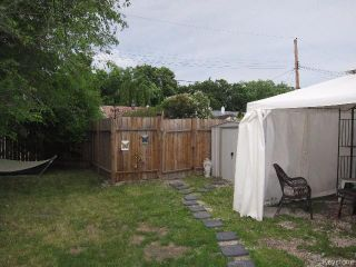 Photo 10: 119 Ralph Avenue West in WINNIPEG: Transcona Residential for sale (North East Winnipeg)  : MLS®# 1516568