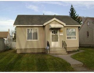 Photo 1: 1129 SPRUCE Street in WINNIPEG: West End / Wolseley Residential for sale (West Winnipeg)  : MLS®# 2807720
