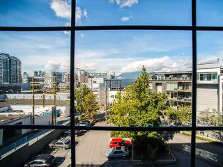 """Photo 15: 317 237 E 4TH Avenue in Vancouver: Mount Pleasant VE Condo for sale in """"ARTWORKS"""" (Vancouver East)  : MLS®# V1143418"""
