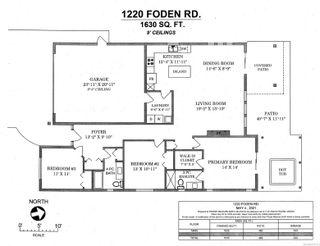 Photo 47: 1220 Foden Rd in : CV Comox Peninsula House for sale (Comox Valley)  : MLS®# 874725