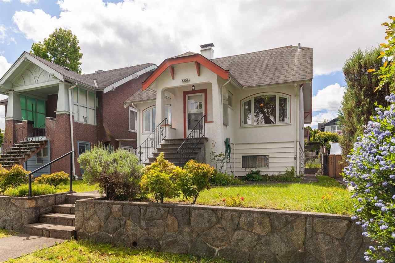 """Main Photo: 2356 KITCHENER Street in Vancouver: Grandview Woodland House for sale in """"Commercial Drive/Grandview"""" (Vancouver East)  : MLS®# R2592334"""