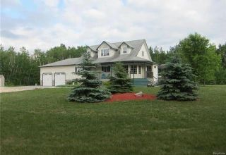 Photo 1: 30078 Zora Road in Springfield Rm: RM of Springfield Residential for sale (R04)  : MLS®# 1811650