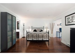 """Photo 10: 108 1823 W 7TH Avenue in Vancouver: Kitsilano Townhouse for sale in """"THE CARNEGIE"""" (Vancouver West)  : MLS®# V1073495"""