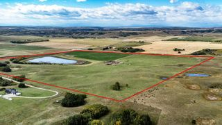 Photo 6: 270070 Lochend Road in Rural Rocky View County: Rural Rocky View MD Residential Land for sale : MLS®# A1148467