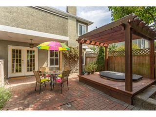 """Photo 17: 10 4855 57 Street in Delta: Hawthorne Townhouse for sale in """"WILLOW LANE"""" (Ladner)  : MLS®# R2395167"""