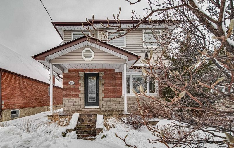 FEATURED LISTING: 436 Mortimer Avenue Toronto