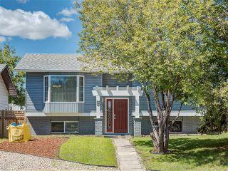 Photo 1: 75 WHITMAN Crescent NE in Calgary: Whitehorn House for sale : MLS®# C4074326