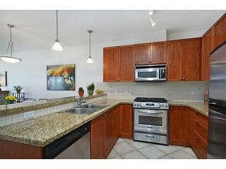 Photo 2: 331 4280 MONCTON Street in Richmond: Steveston South Home for sale ()  : MLS®# V1001426