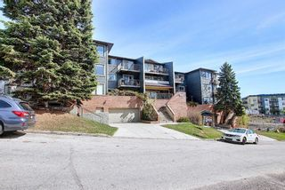 Photo 2: 306 420 3 Avenue NE in Calgary: Crescent Heights Apartment for sale : MLS®# A1105817