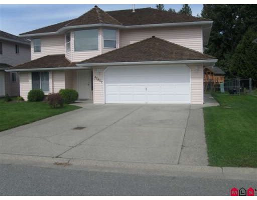 Main Photo: 32859 HARWOOD Place in Abbotsford: Central Abbotsford House for sale : MLS®# F2919709