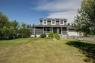 Photo 1: 111 Butte Hills Place in Rural Rocky View County: Rural Rocky View MD Detached for sale : MLS®# A1116161