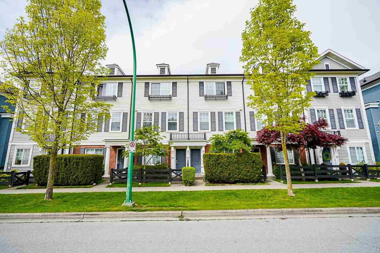 """Main Photo: 39 18983 72A Avenue in Surrey: Clayton Townhouse for sale in """"Kew"""" (Cloverdale)  : MLS®# R2577915"""