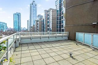 """Photo 16: 603 1318 HOMER Street in Vancouver: Yaletown Condo for sale in """"The Governor"""" (Vancouver West)  : MLS®# R2591849"""