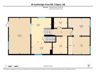 Photo 34: 20 Castleridge Close NE in Calgary: Castleridge Detached for sale : MLS®# A1113165