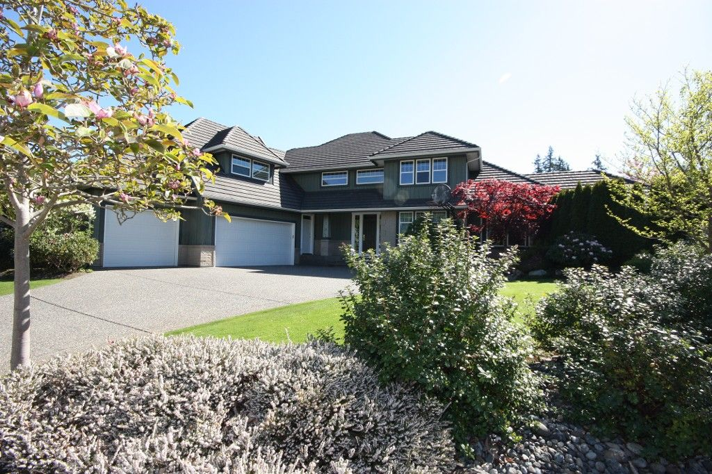 Photo 1: Photos: 2292 137 Street in Surrey: Elgin Chantrell House for sale (South Surrey White Rock)  : MLS®# F1311873