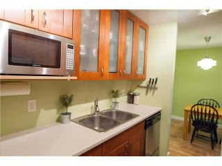 """Photo 3: 408 65 FIRST Street in New Westminster: Downtown NW Condo for sale in """"KINNAIRD PLACE"""" : MLS®# V1104914"""