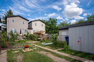 Photo 42: 1029 O Avenue South in Saskatoon: King George Residential for sale : MLS®# SK858925
