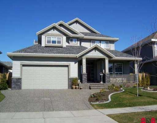 "Main Photo: 16711 63RD AV in Surrey: Cloverdale BC House for sale in ""Clover Ridge"" (Cloverdale)  : MLS®# F2606235"