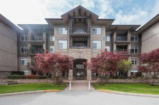 Photo 1: 406 12268 224 Street in Maple Ridge: East Central Condo for sale : MLS®# R2369652