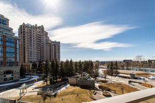 Photo 17: 411 738 1 Avenue SW in Calgary: Eau Claire Apartment for sale : MLS®# A1079303