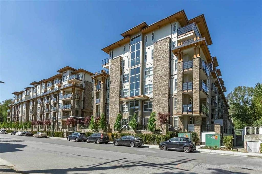 """Main Photo: 221 2495 WILSON Avenue in Port Coquitlam: Central Pt Coquitlam Condo for sale in """"ORCHID"""" : MLS®# R2431942"""